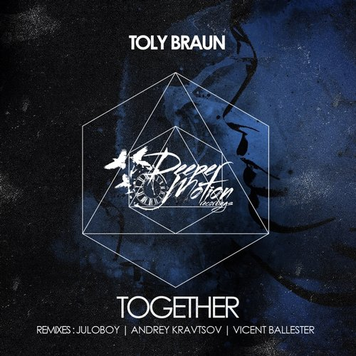 Toly Braun - Together [DMR023]